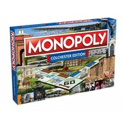 Monopoly Colchester Edition Board Game