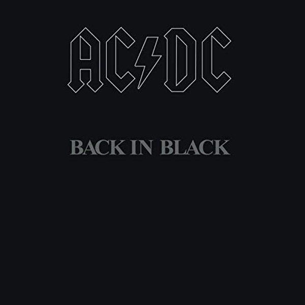 ACDC - Back In Black Vinyl