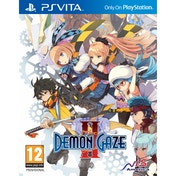 Demon Gaze II PS Vita Game