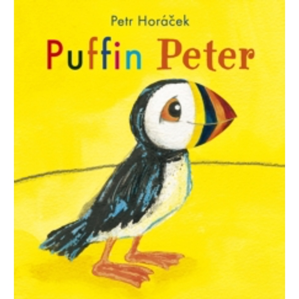 Puffin Peter by Petr Horacek (Paperback, 2012)