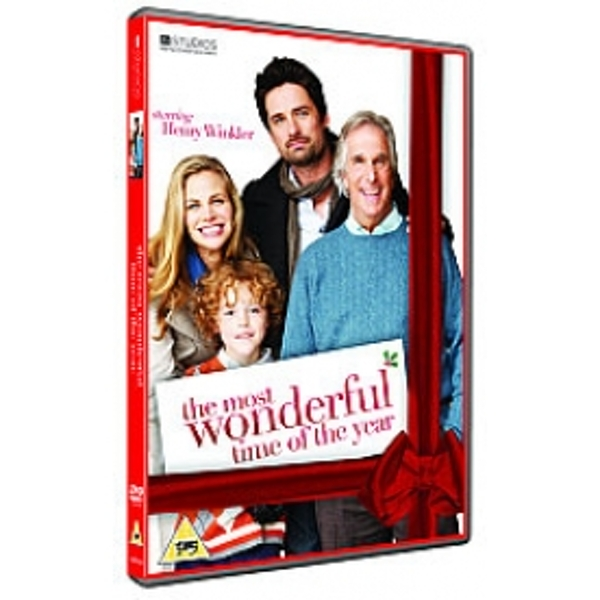 Most Wonderful Time Of The Year DVD