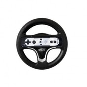 Need For Speed Race Pack Remote & Wheel Black Wii