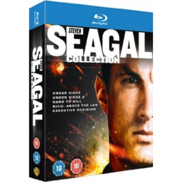 Seagal Collection Blu-ray