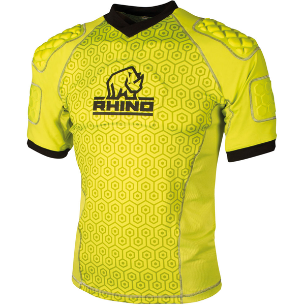 Rhino Pro Body Protection Top Adult Large - Yellow