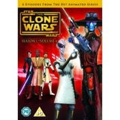 Star Wars Clone Wars Season 1 Vol.4 DVD