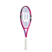 Wilson Burn Pink 25 Tennis Racket Junior