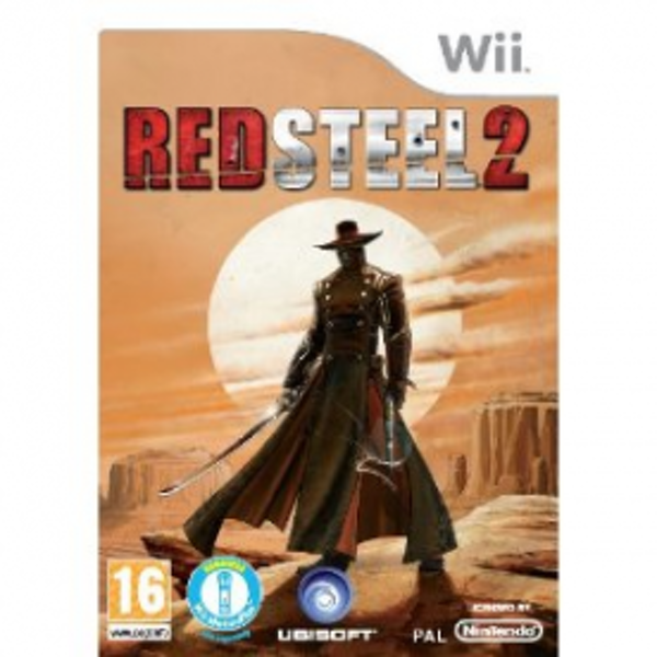 Red Steel 2 Game Wii