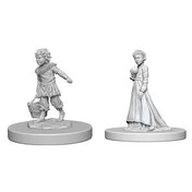 Pathfinder Deep Cuts Unpainted Miniatures Children