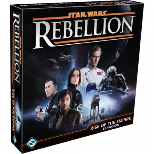 Ex-Display Star Wars Rebellion: Rise of the Empire Expansion Board Game Used - Like New