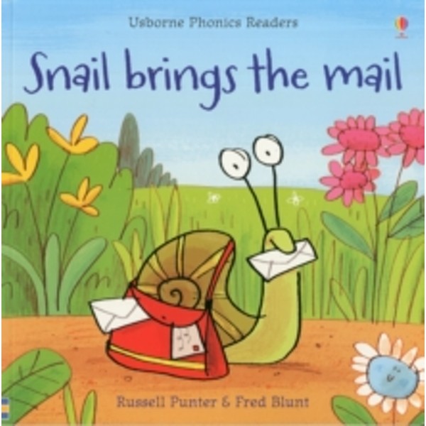 Snail Brings the Mail by Russell Punter (Paperback, 2013)
