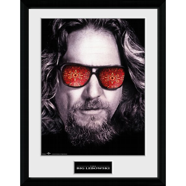The Big Lebowski The Dude Collector Print