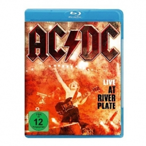 AC/DC Live At River Plate Blu-ray - 365games co uk
