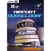 Airport Dusseldorf For X-Plane 10 Game PC