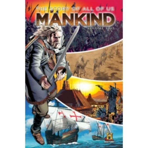 MANKIND: The Story of All of Us Volume 2