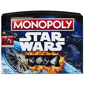 Monopoly - Star Wars - Open And Play