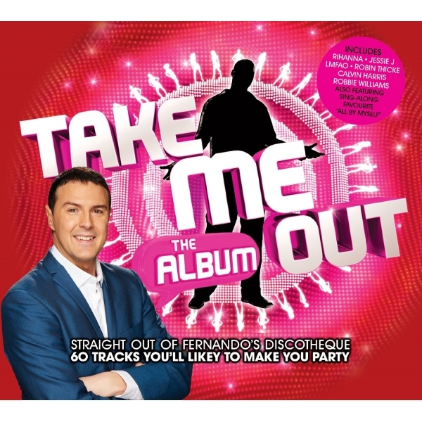 Various Artists - Take Me Out CD