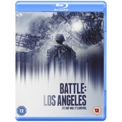 Battle Los Angeles Blu-ray