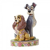 Disney Tradition Opposites Attract Lady and Tramp 60th Anniversary