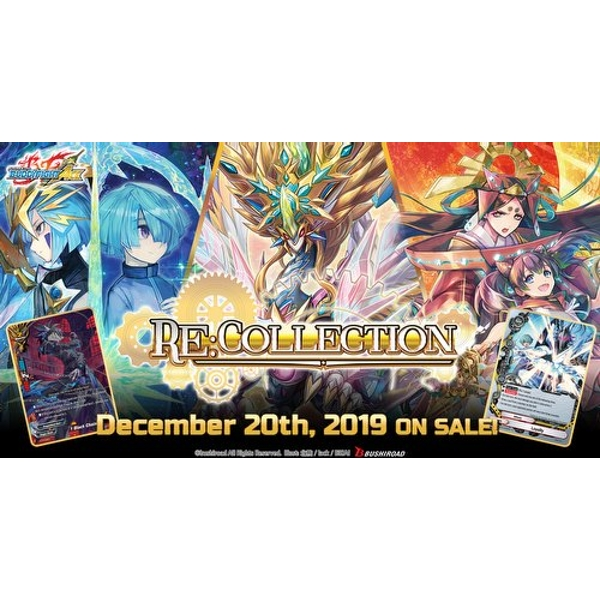 BFE Future Card Buddyfight Ace Re: Collection Vol. 1 (10 Packs)