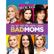 A Bad Moms: Christmas Blu-ray