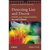 Detecting Lies and Deceit: Pitfalls and Opportunities by Aldert Vrij (Paperback, 2008)