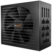 Be Quiet! 850W Straight Power 11 PSU, Fully Modular, Fluid Dynamic Fan, SLI/XFire, 80  Gold UK Plug