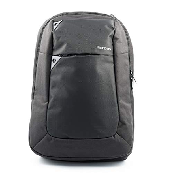 """Targus Intellect - Notebook carrying backpack - 15.6"""" - grey, black"""