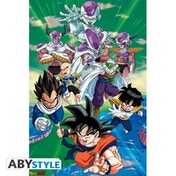 Dragon Ball - Freezer Group Arc Maxi Poster