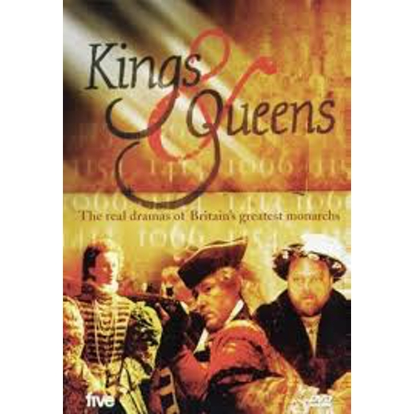 Kings And Queens DVD