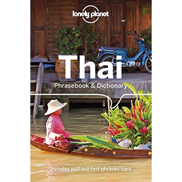 Lonely Planet Thai Phrasebook & Dictionary  Paperback / softback 2018