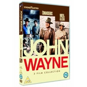 John Wayne Triple Pack DVD