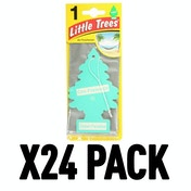 Ocean Paradise (Pack Of 24) Little Trees Air Freshener