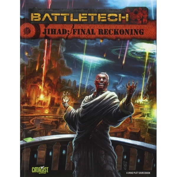 BattleTech Jihad Final Reckoning