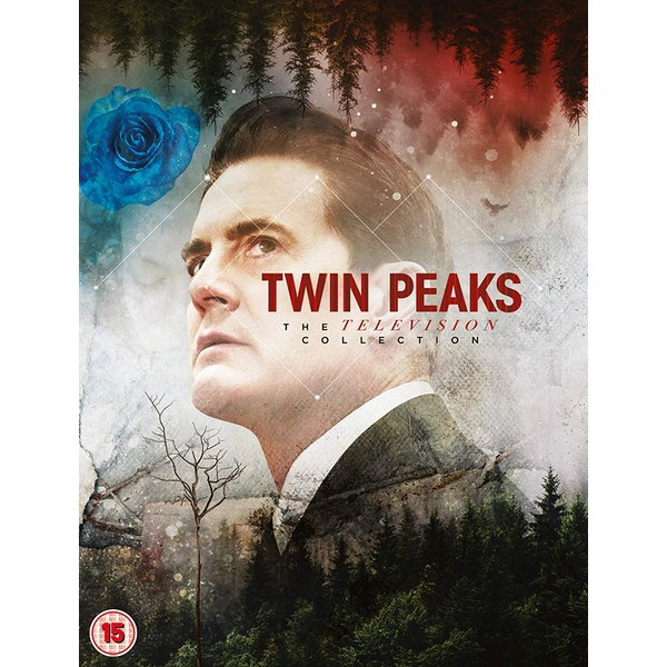 Twin Peaks Complete Seasons 1-3 DVD