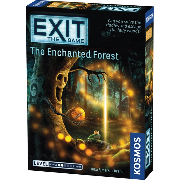 Image of EXIT: The Enchanted Forest Board Game