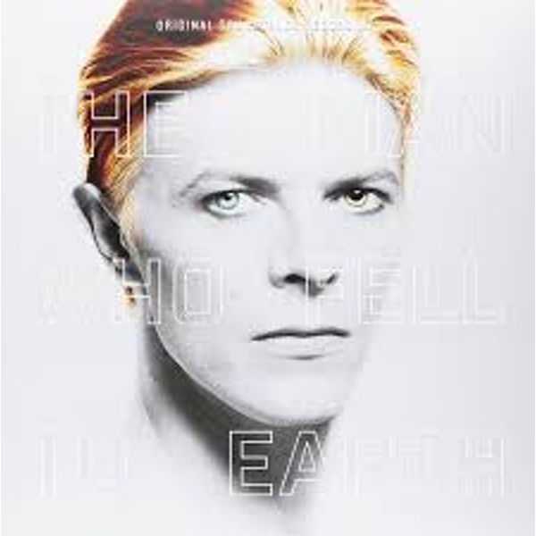 Various ‎– The Man Who Fell To Earth Vinyl