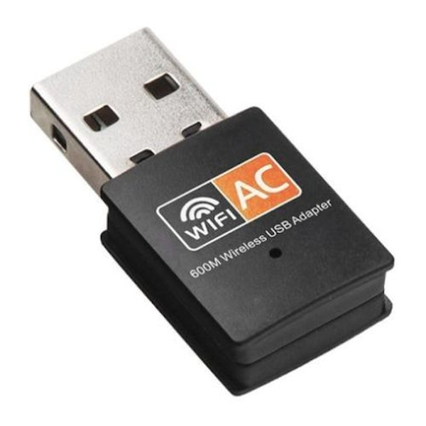Jedel AC600 (433 150) Wireless Dual Band Nano USB Adapter