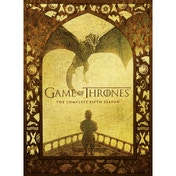 Game of Thrones - Season 5 Region 2 DVD