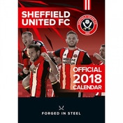 Sheffield United F.C. Official 2018 Calendar