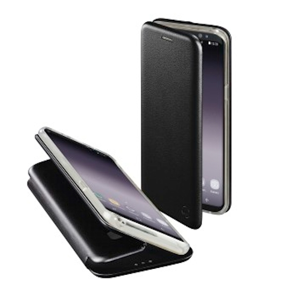 """Hama """"Curve"""" Booklet for Samsung Galaxy S9, black"""