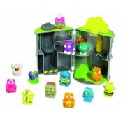 Trash Pack Trashie Can Playset Atomic Drum