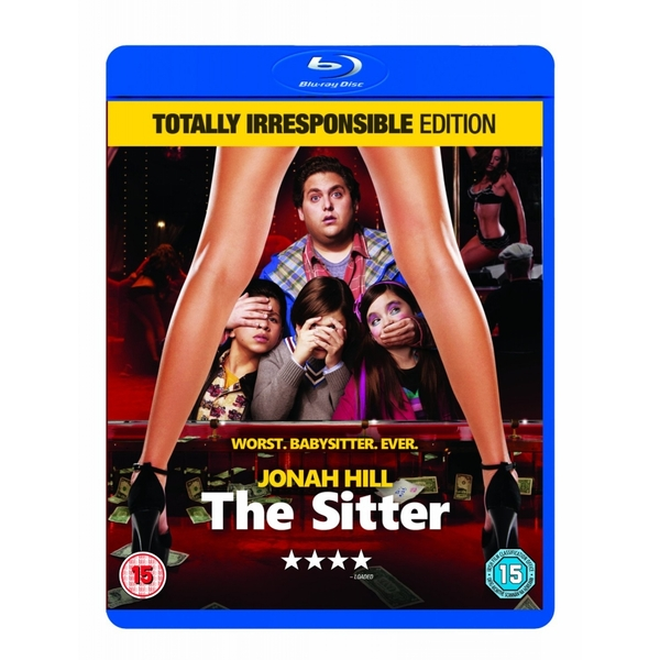 The Sitter Blu-ray - Image 1