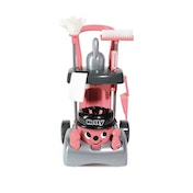 Deluxe Hetty Cleaning Trolley Playset