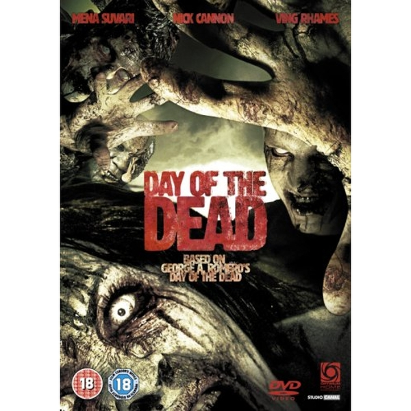 Day Of The Dead (Remake) DVD - Image 2
