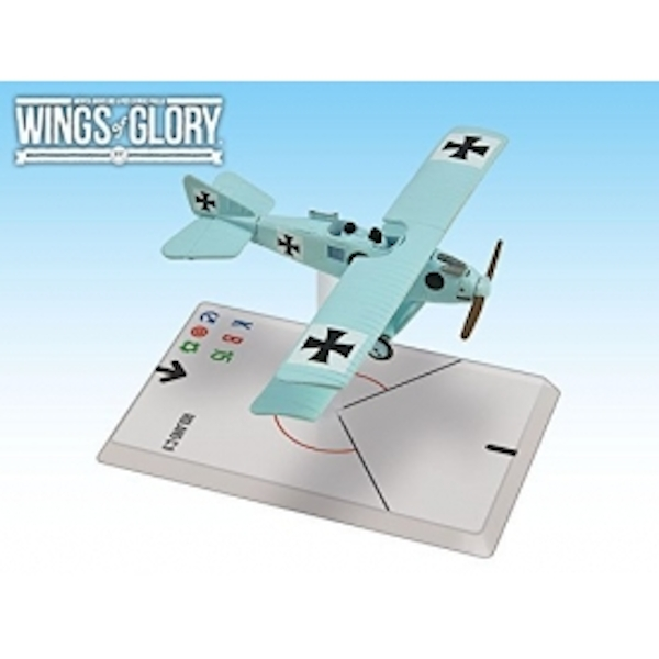 Wings Of Glory Roland C.II Von Richthofen