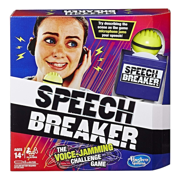 Speech Breaker Board Game