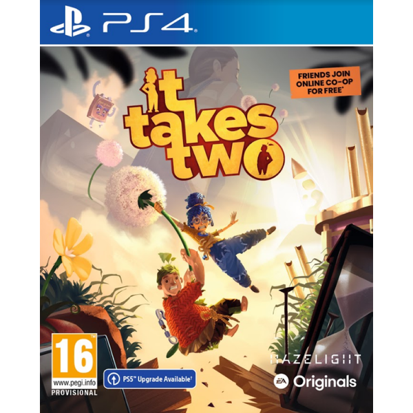 It Takes Two PS4 Game