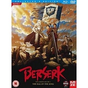 Berserk Film 1 Egg Of the King Collector's Edition Blu-ray DVD