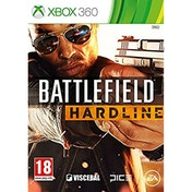 Battlefield Hardline Xbox 360 Game