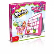 Ex-Display Guess Who Shopkins Used - Like New